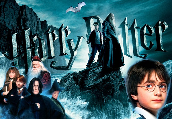 Image result for pic of harry potter series