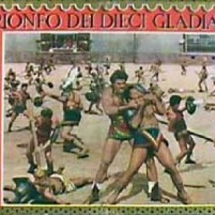 The Ten Gladiators